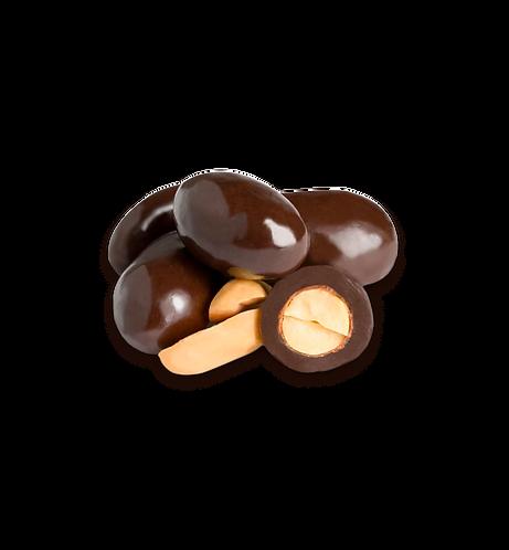 Mani con chocolate x 250 gr