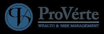 Proverte logo design
