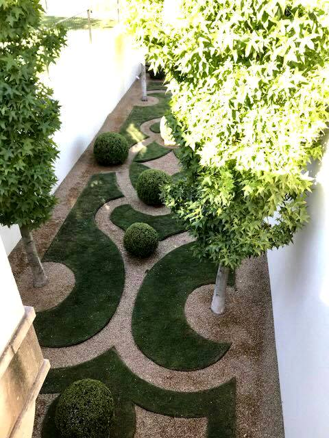 Ornamental Landscape Design