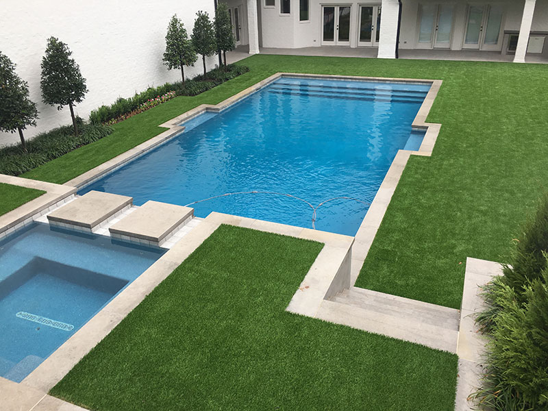 Pool Design and Landscape