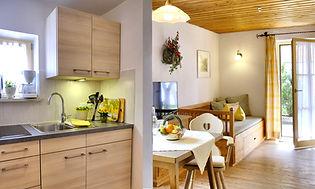 Ferienwohnung Schönberg Gästehäuser Holzerhof