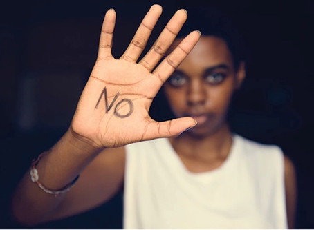 """How to Say """"No"""""""
