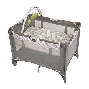 Travel Crib and Playard