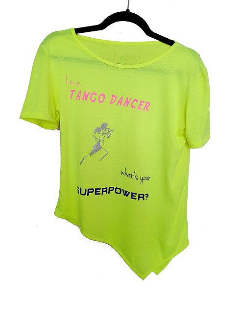 BLUSA TANGO DANCER