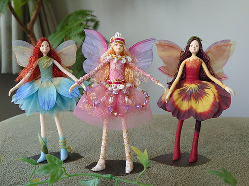 妖精の人形