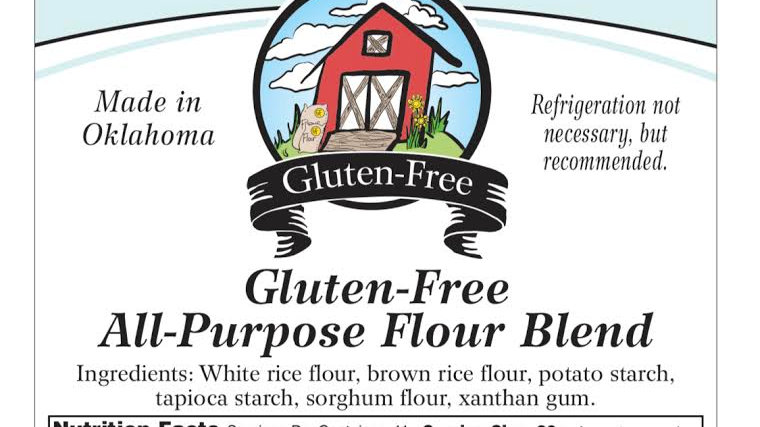 Gluten-Free All-Purpose Flour Blend