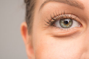 Mooie ogen met wallen PCG