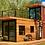 Thumbnail: Billig 40 ft Luxus Modell Haus