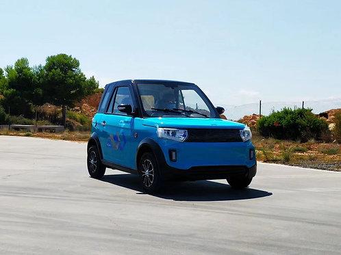 EEC DOT-zugelassenes Elektrische Auto mit Lithium-Batterie