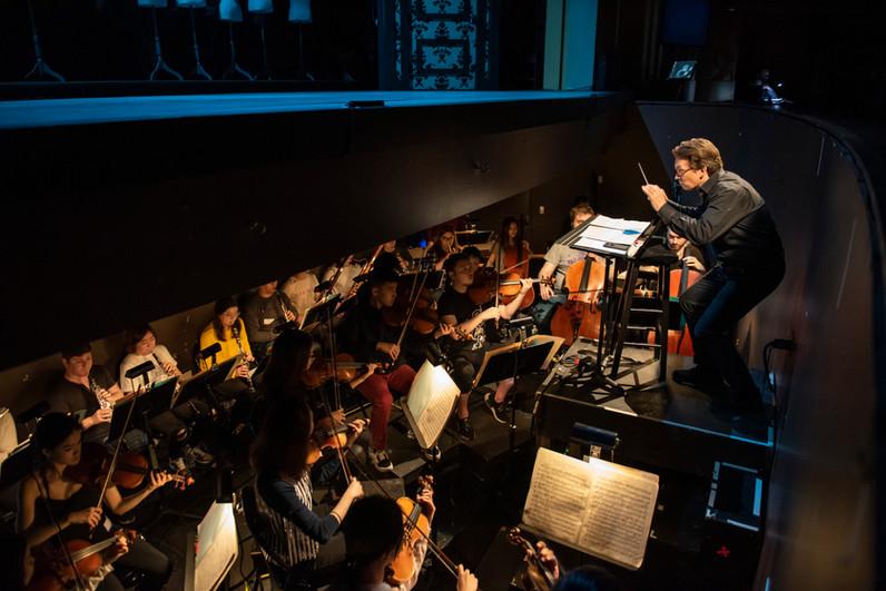 Le nozze di Figaro / New England Conservatory / February 2019 / Andrew Hurlburt
