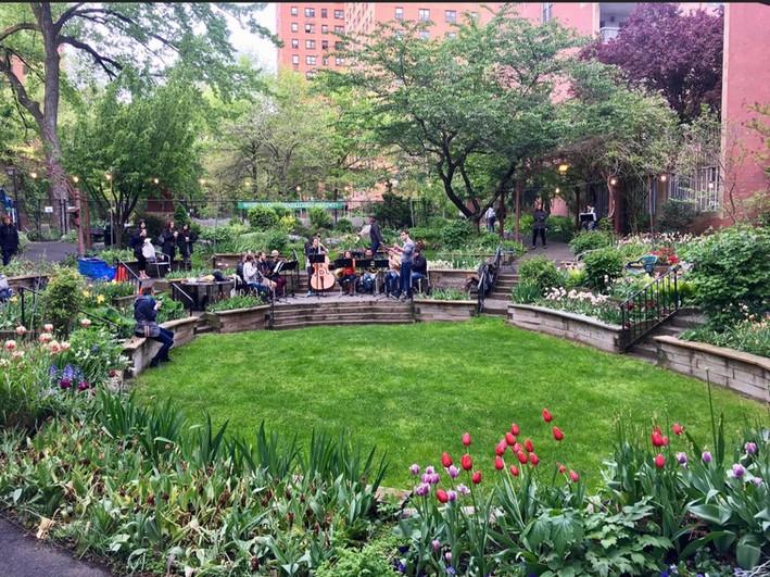The Secret Gardener / On Site Opera / May 2017 / Fay Fox