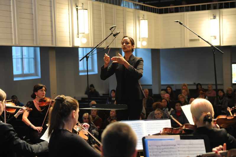 Beethoven Symphony No. 7 / St. Petersburg Chamber Philharmonic / May 2017