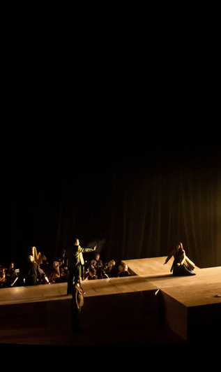 Tosca / Madison Theater / 2018 / NY Photo Frank Oliva