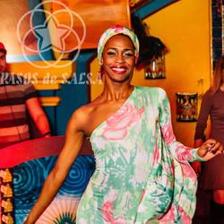 Кубинское шоу, тематические вечеринки от профессиональных танцоров с Кубы