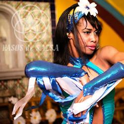 Яркое кубинское шоу