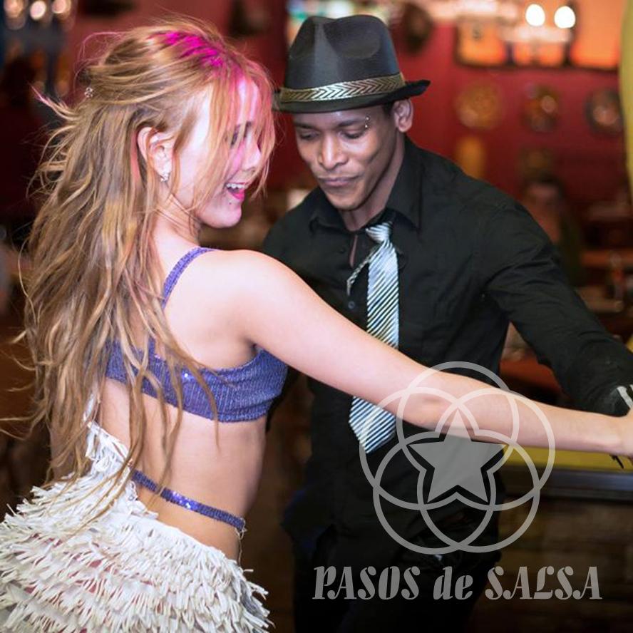 Кубинская сальса, шоу латино на празднике