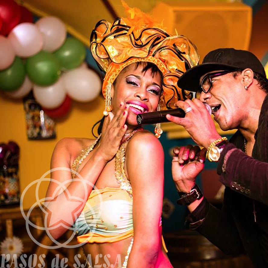Кубинские артисты на вашем празднике