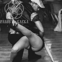 Танго Роксаны из Мулен Руж_постановочный номер_кубинское шоу