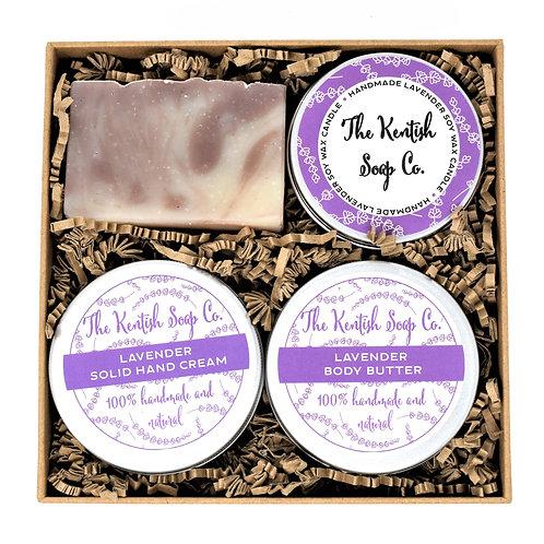 Lavender Large Gift Box