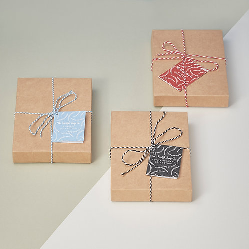 Winter Collection Soap Gift Box