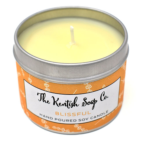 Blissful Candle