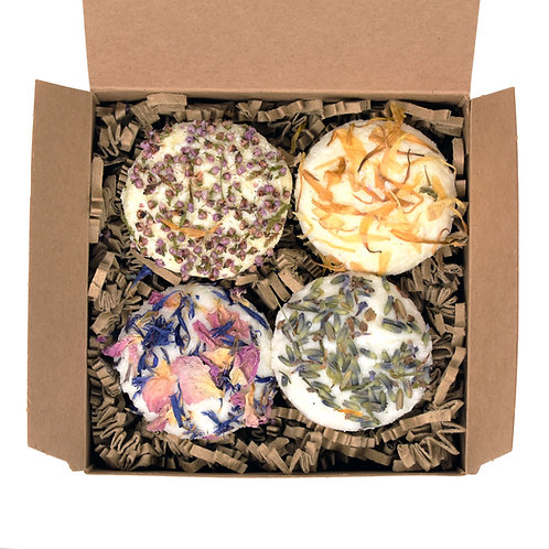 Box of 4 Mixed Fragrance Bath Truffles