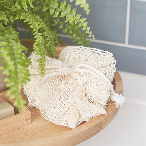 Ramie Shower Scrunchie