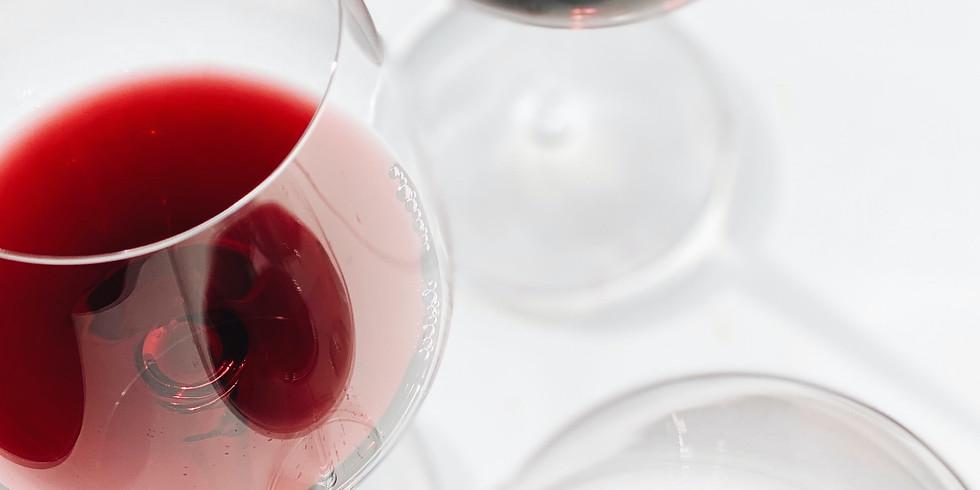 Virtual Wine Tasting Sept 24