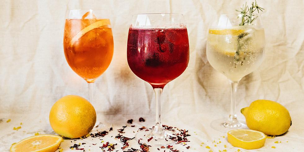 Virtual Wine Cocktail Tasting Sept 10