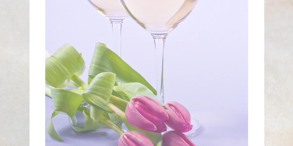 Easter  Wine & Flower Workshop