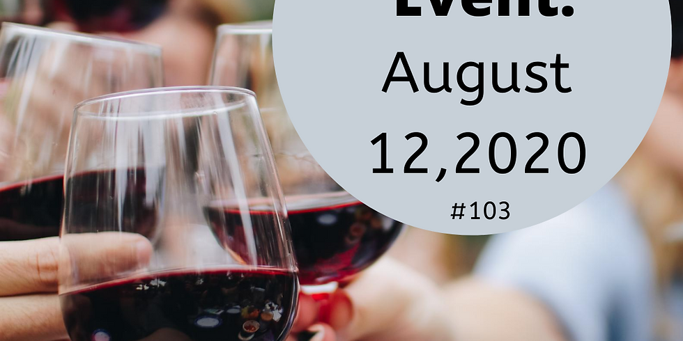 Private Flower& Wine Event- Aug12