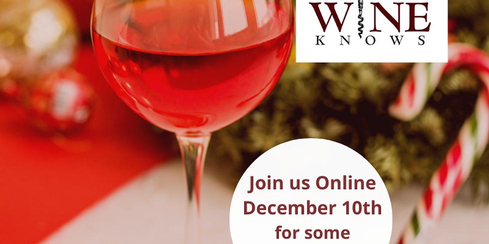 Wine Club Virtual Christmas Party