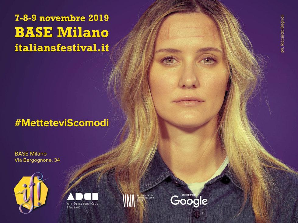 Campagna Stampa Italian Festival