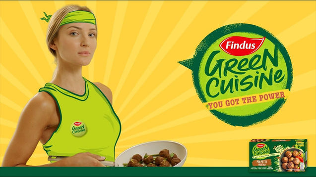 Findus Green Cuisine 2020