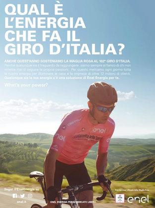 Campagna stampa Enel Giro D'Italia
