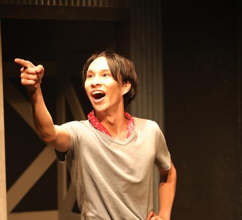 ◆JAMPANプロデュース公演『金魚花火』主演◆