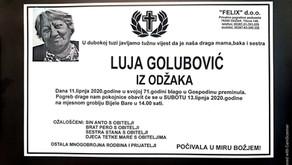 Luja Golubović