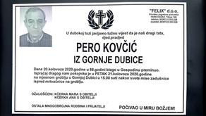 Pero Kovčić