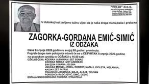 Zagorka-Gordana Emić-Simić