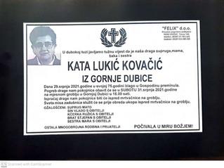 Kata Lukić Kovačić