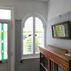Arched Top Shutter