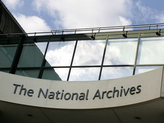 2015: Top 10 file series at The National Archives