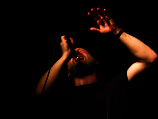 LIVE REVIEW: ANAAL NATHRAKH @ THE GARAGE 7TH APRIL 2019