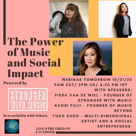 The Power of Music and Social Impact