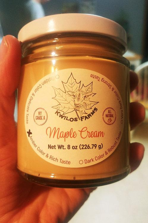 1/2 pound Maple Cream