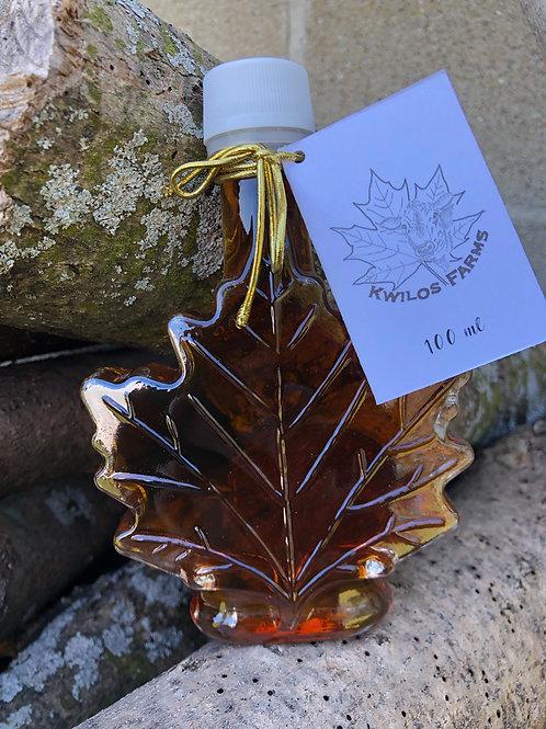 100 ml Leaf Maple Syrup
