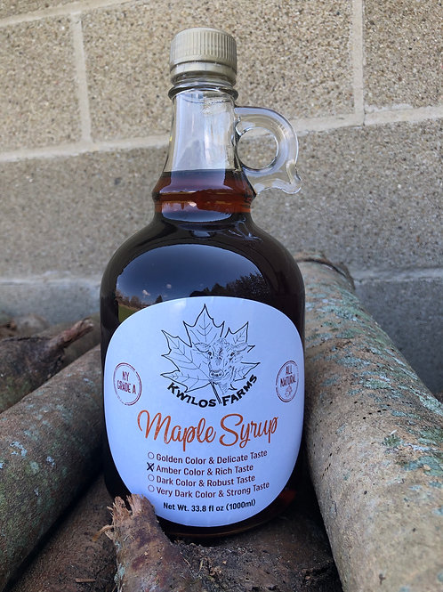 Liter Maple Syrup