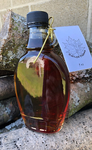 8 oz Flask Maple Syrup