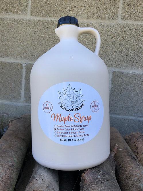 Gallon Maple Syrup