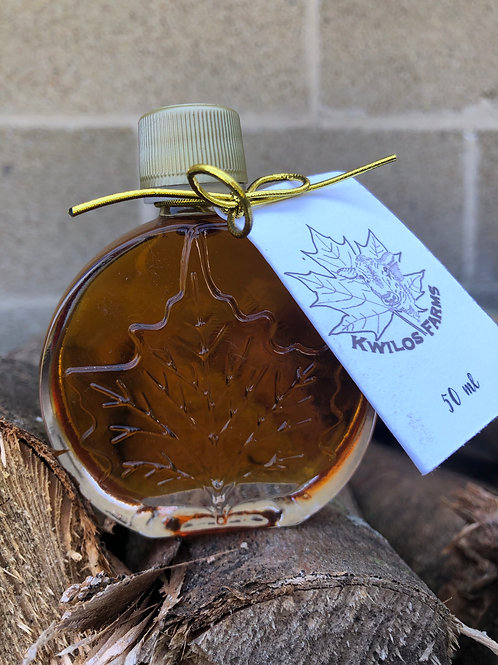 50 ml Favor Maple Syrup